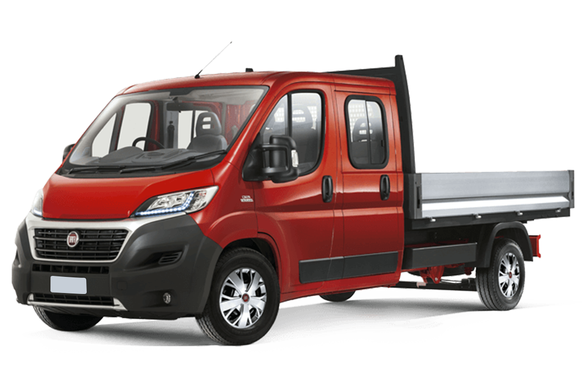 Mandataire FIAT DUCATO CHASSIS DOUBLE CABINE EURO 6D-TEM